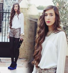 My New Year's Eve Look || 2013 (by María Rubio) http://lookbook.nu/look/4422805-My-New-Year-s-Eve-Look-2-13