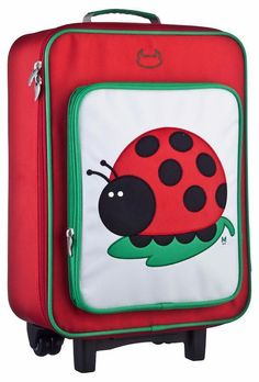f2c1aab66f Juju the Ladybug Wheelie Bag  Official Beatrix New York Site