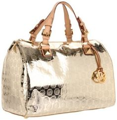 MICHAEL Michael Kors Grayson Large Jet Set Monogrammed Tote. I have been in love with this for so long!!@