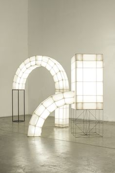 Experiments With Light And Shape By Studio Mieke Meijer