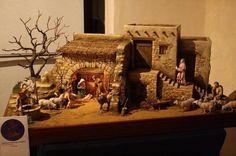 1 million+ Stunning Free Images to Use Anywhere Nativity House, Christmas Nativity Scene, Nativity Crafts, Christmas Villages, Christmas Crib Ideas, Christmas Crafts, Christmas Decorations, Xmas, Diy Crib