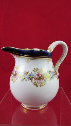 Antique Meissen Porcelain Creamer