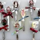 DIY:Vintage Chocolate Dipping Spoons