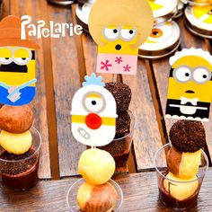 Despicable Me / Minions Birthday Party Ideas | Photo 1 of 23
