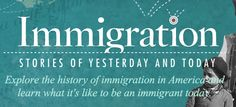 Explore Ellis Island and other immigration activities by Scholastic