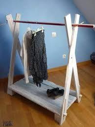 Resultado de imagen para armarios para ropa con palets