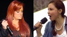 I think Wynonna Judd is Classy and upstanding as well as her mother ...I think If you are going to be in the Public eye and inspiring the Youth of Today you SHOULD NOT voice your opinion of politics in the MEDIA or PUBLIC Functions.. I hope that Ashley Judd is FINISHED in the music and film Industry... I hope that the people of the world are watching HOLLYWOOD and the MUSIC INDUSTRY make fools of themselves!! As I watched the interviews it was almost comic.. Most of the people were…