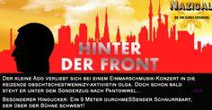 """Nazical: """"Hinter der Front"""" // Die Jimi Kannix Erfahrung ### Adolf Hitler, Hinterm Horizont, Musical, Parodie, Udo Lindenberg,"""