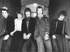 The Undertones celebrate Anniversary of classic debut single 'Teenage Kicks' + Uk Tour May 2013 70s Punk, The Undertones, Band Pictures, The Clash, Music Mix, My Favorite Image, Glam Rock, New Wave, Music Lovers