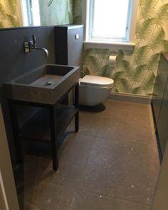 Vasken kan fås i ønsket størrelse 😉 - kalkstein Decor, Bad, Interior, Limestone, Home Decor, Bathroom Interior, Bathroom, Sink