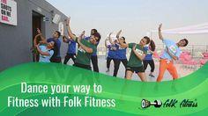 Folk it till you sweat it. #MAKEININDIA #fitness #folkdance #folkfitness #trydemo #Pune