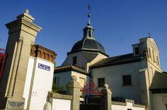 📷 @jlajaus 2017. Madrid, ermita del Santo