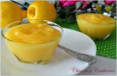 Chismes y Cacharros: Crema de limón