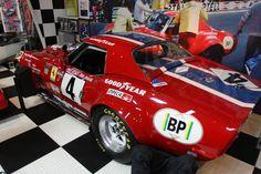 Mid America Motorworks Corvette Museum - Hot Rod Power Tour 2012