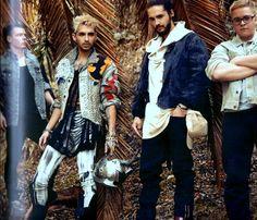 Tokio Hotel - Shooting