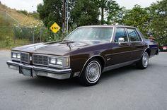 1983 Oldsmobile Delta 88 Royale Brougham Oldsmobile Cutlass, General Motors, Buick, Old School, Chevrolet, Classic Cars, Automobile, Nfl, Wheels