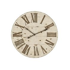 Hymns and Verses: Knock Off Ballard Designs Wall Clock for under $15