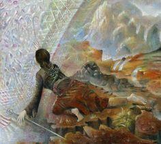À travers le voile - Daniel Mirante