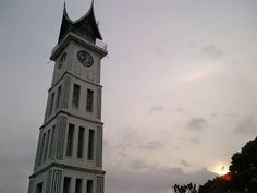 Jam Gadang | The Beauty of Indonesia