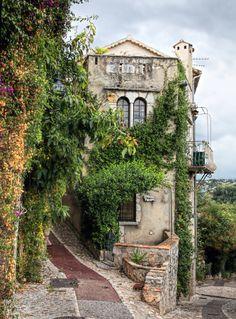 St Paul de Vence Hillside Home by Kimberly Marshall on 500px