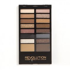 Makeup Revolution Awesome Eyeshadow and Eyebrow Palette Disapear till tomorrow £4