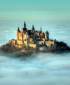 Hohenzollern Castle, Germany ✯ ωнιмѕу ѕαη∂у