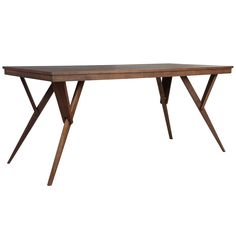 Original Design Alejandro Sticotti Gant Dining Table - Matt Blatt