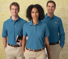 4b8a3723d55 Find the best women s polo shirt styles for all sizes at Sharper Uniforms  to outfit your resort
