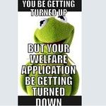 Instagram photo by @kermit_the_snitch808 (Kermit The Frog) - via Iconosquare