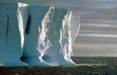 El calentamiento global amenaza la plataforma helada de la Antártida |