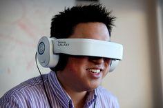 Samsung presentaría visor de realidad aumentada este año  http://www.android.com.gt/2014/05/22/samsung-presentaria-visor-de-realidad-aumentada-este-ano/