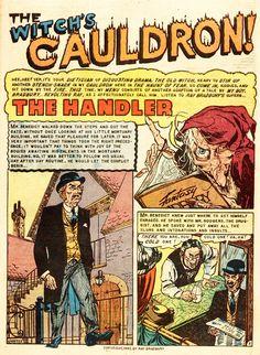 Ray Bradbury: 1950s Comics Illustrated Man