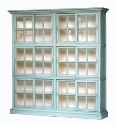 english bookcase two column from carolina imports