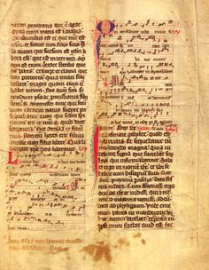 Medieval music: chant
