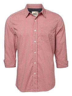 Jeanswest: Boyd Mini Check Shirt - $49.99