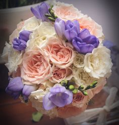 Spring bouquet. by Purple Effect Events