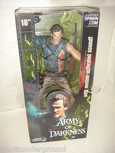 """horror movie action figures 