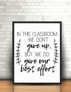 Modern Classroom, Classroom Signs, Classroom Quotes, Classroom Walls, Classroom Setup, Future Classroom, Classroom Organization, Kindergarten Classroom, Teacher Classroom Decorations