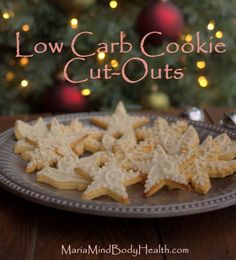 The best low carb cookie recipes on the internet - Keto, gluten free, paleo