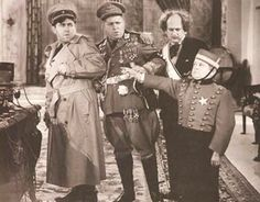 You Nazty Spy! starring the Three Stooges - Three Stooges Pictures - the first anti-Nazi parody, with Moe Howard as Moe Hailstone http://threestoogespictures.info/you-nazty-spy-starring-the-three-stooges/