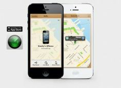 track lost iphone no app
