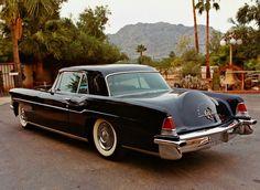 1956 - 1957 Lincoln Continental Mark II