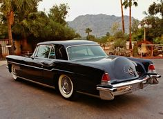 1956 - 1957 Lincoln Continental Mark II