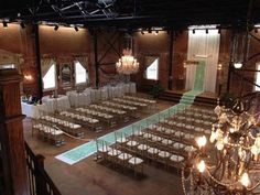 Optional Table in ceremony