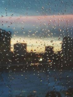 Rain In Miami ♥ #RainyDays #NaturesBeauty #CityGirl #Miami