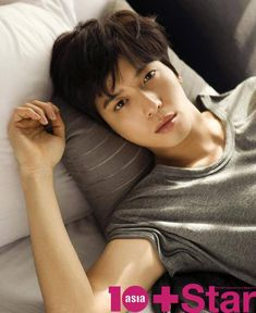 Jung Yonghwa For The Latest Issues Of IZE, High Cut, & 10+Star   Couch Kimchi