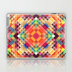 we color Laptop & iPad Skin by Danny Ivan - $25.00