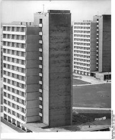 Rostock, Sudstadt June 1965