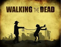 walking the dead XD