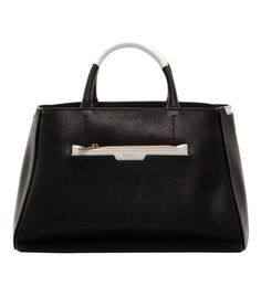 If this looks as good in person as it does here, this is a great buy.  And I might.  Furla Diamante M Shopper - ShopBAZAAR